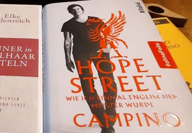 Flötschman - Punker Liebe Buch Cover - Campino